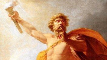 Fuger's Prometheus