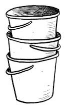 Barefoot Buckets