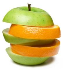 Apple Orange