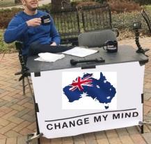 Aussie meme